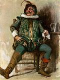 Twelfth Night: Sir Toby Belch, Mr Lionel Brough