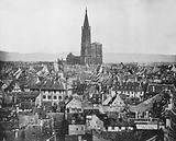 The Cathedral in Strasburg