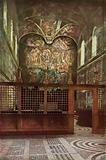 Palazzo del Vaticano, Cappella Sistina, Giudizio Finale, affresco di Michelangelo, Vatican Palace, Sixtine Chapel, …