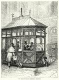 The Birmingham Cabmen's Shelter