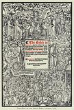 Title-Page of the Great Bible, London, 1539