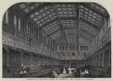 Interior of the New House of Commons