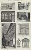 The Houses and Shops of Old London