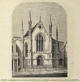 French Congregational Church, Halkett-Place, St Helier