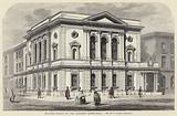 Selected Design for the Islington Vestry-Hall