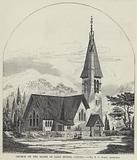 Church on the Banks of Lake Huron, Canada
