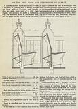 On the Best Form and Dimensions of a Seat