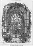Keble College Chapel, Oxon