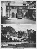 Haddon Hall, Architectural Association Excursion 1888
