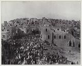 Bethlehem, Square of the basilica