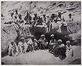 Moabiton types, Armed Bedouins