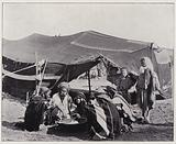 Moabiton types, Bedouins at meals