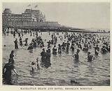 Manhattan Beach and Hotel, Brooklyn Borough