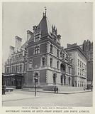 Southeast Corner of Sixty-First Street and Fifth Avenue