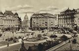 Budapest: Szabadsag ter, Freiheitsplatz, Libereco placo, Place de la liberte, Liberty Place