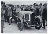 The first British car to secure the world's land-speed record, Guinness's 12-cylinder Sunbeam attained 129.17 mph in 1922