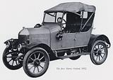 The first Morris Oxford, 1912