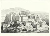The Acropolis of Athens, Ancient Greece