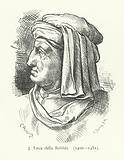 Luca della Robbia, Italian Renaissance sculptor