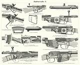Firearms: small arms