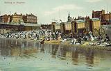 Bathing at Brighton, Sussex