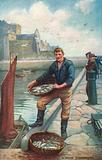 Fisherman, Isle of Man