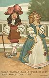 Lord Thomas and Fair Annet, English folk ballad