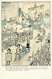 William the Conqueror landing in England, 1066