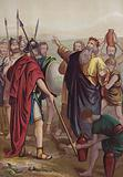 Melchizedek blesseth Abram