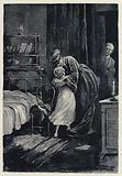Illustration for Anna Karenina: Anna's stolen visit to her child
