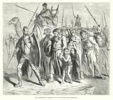 The Reubenites carried into Captivity by the Assyrians