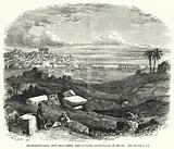 Moresheth-Gath, now Beit-Jibrin, the Supposed Birth-Place of Micah