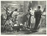 The Wise and Foolish Virgins, Matthew XXV, 1-13