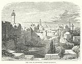The Pool of Bethesda, Birket-es-Serain
