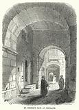 St Stephen's Gate, at Jerusalem