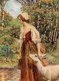 Tennyson, Lady Clare