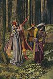William Shakespeare, The Two Gentleman Of Verona