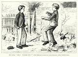 Illustration for Great Expectations by Charles Dickens