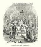Upon the Altar at St Edmundsbury