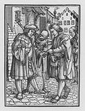 Holbein's Dance of Death: The Advocate