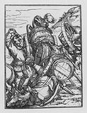 Holbein's Dance of Death: The Waggoner