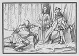 Hiram Sendeth to Congratulate Solomon, 1 Kings V, 1