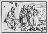 A Prophet to Arise Like unto Moses, Deuteronomy XVIII, 15