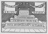 God's Glory Returneth into the Temple, Ezekiel XLIII, 4