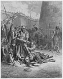 Gustave Dore Bible: Death of Abimelech