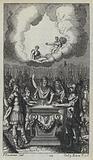 Illustration for John Dryden's translation of Virgil's Aeneid