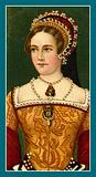Queen Mary 1st (1516-1558), by Joannes Corvus