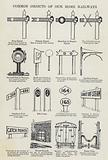 Common Objects of Our Home Railways