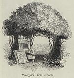 Raleigh's Yew Arbor