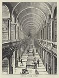 Library, Trinity College